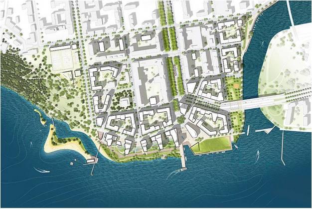 Seelake-suunnitelma, johon kannanotto perustuu (Tampereen kaupunki).