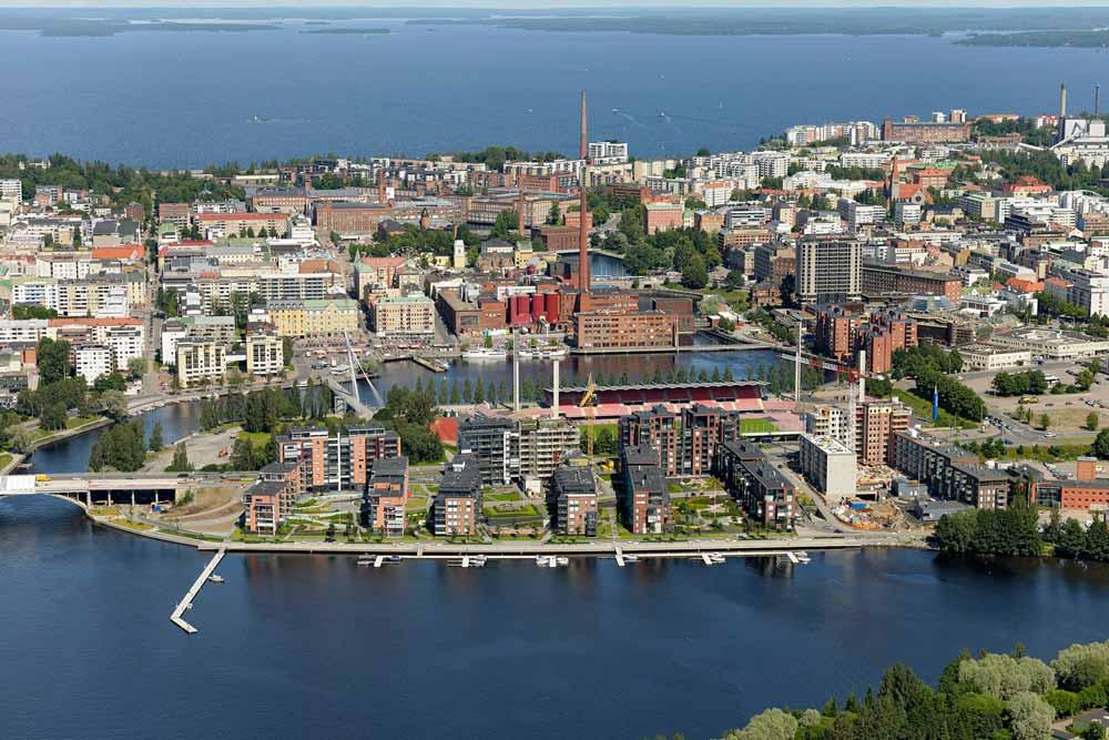 Tampereen kaupunki.